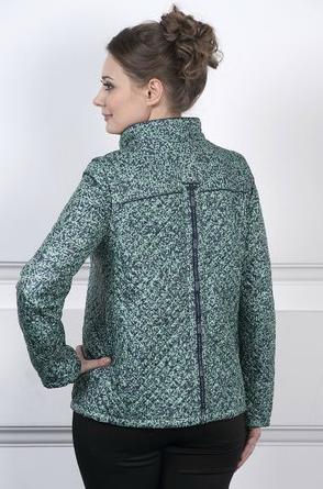 Фото 3 - куртка женская трансформер (жилет)
