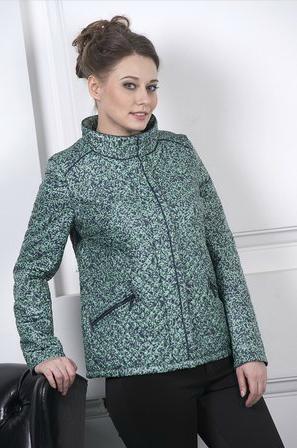 Фото 2 - куртка женская трансформер (жилет)
