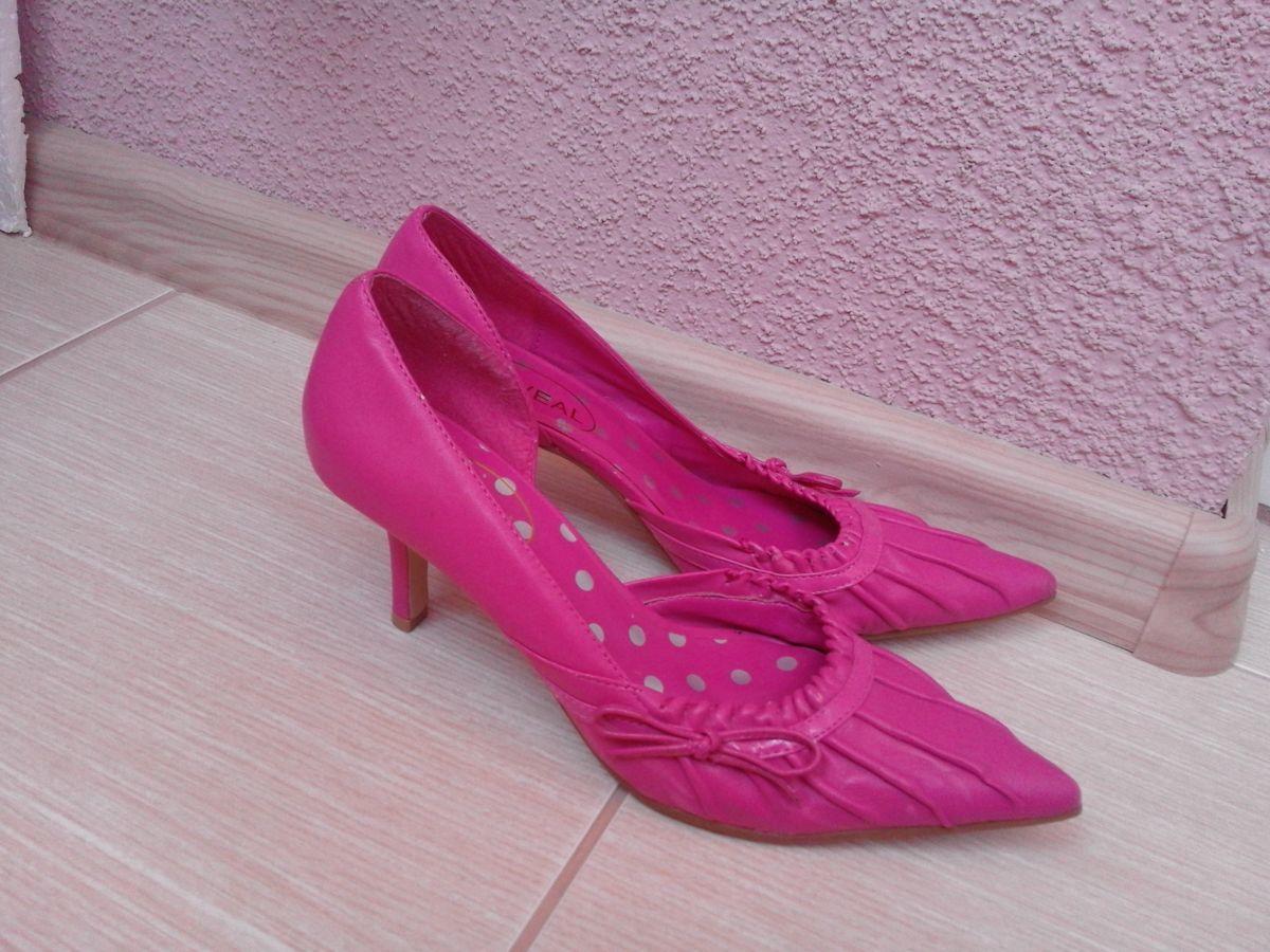 Фото 3 - Розовые туфли на шпильке