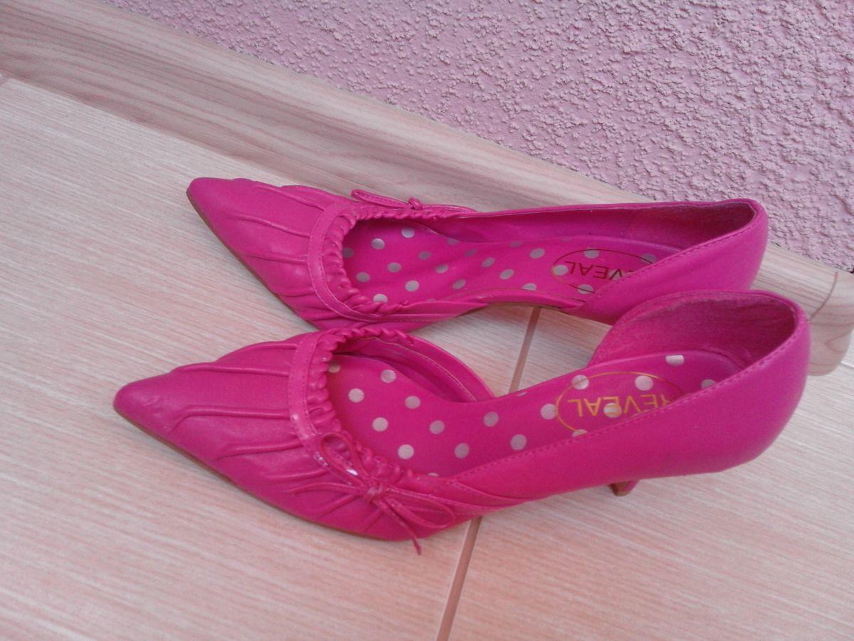 Фото 4 - Розовые туфли на шпильке