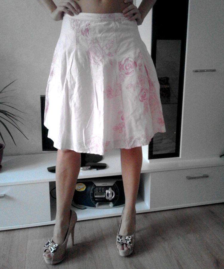 Фото 5 - Романтичная юбка