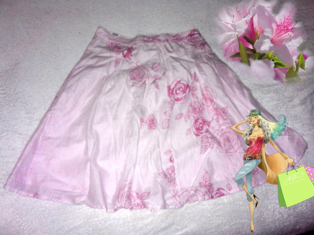 Фото - Романтичная юбка