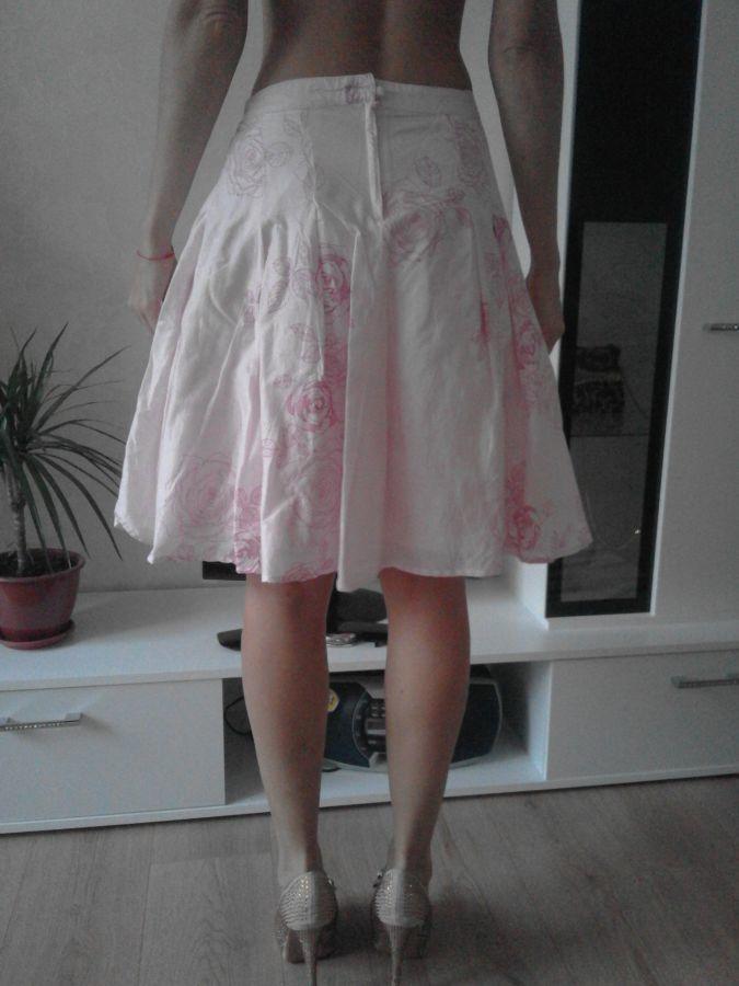 Фото 6 - Романтичная юбка