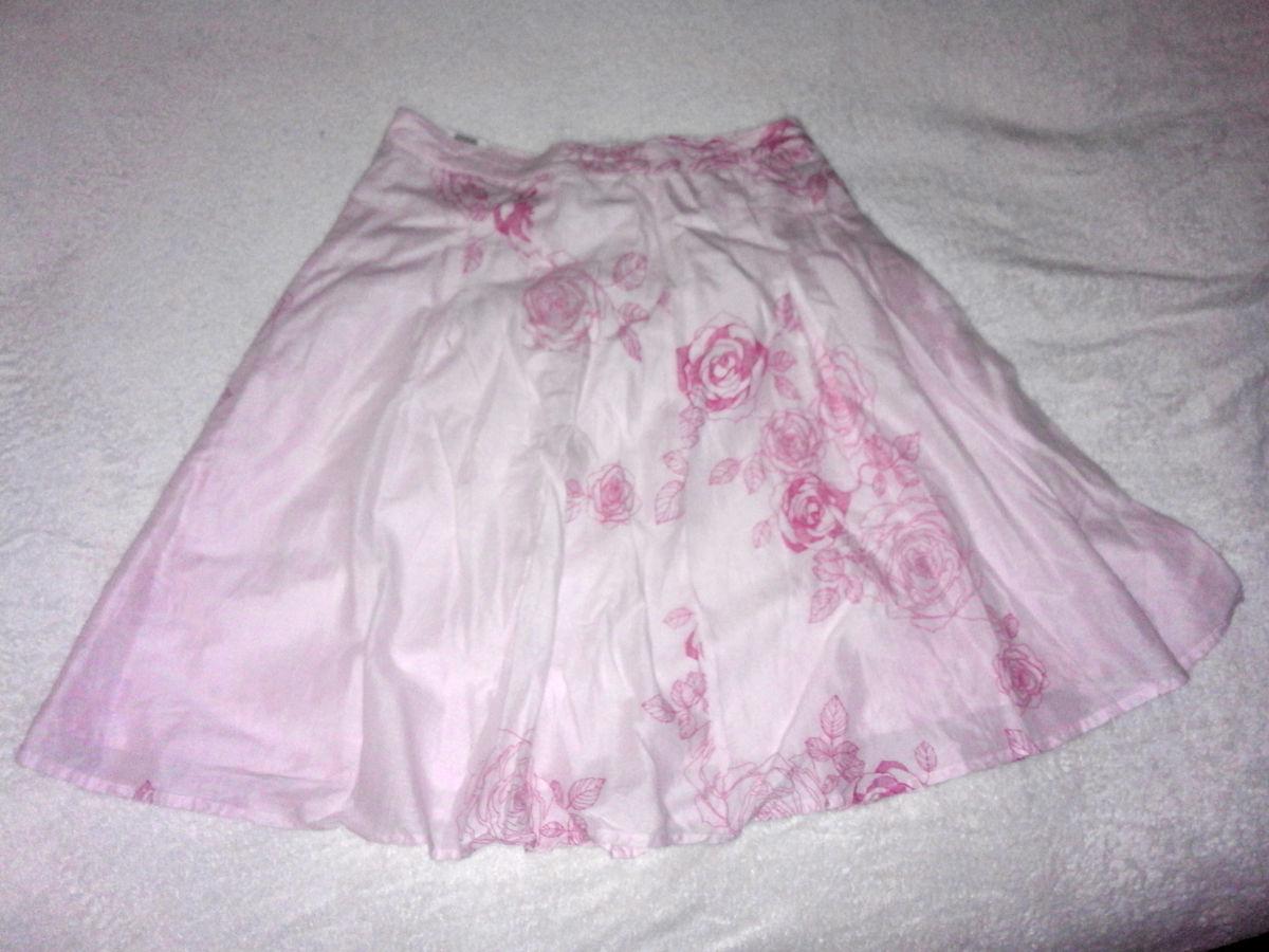 Фото 2 - Романтичная юбка