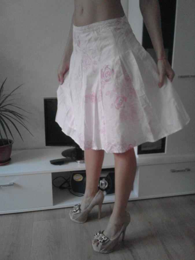 Фото 3 - Романтичная юбка