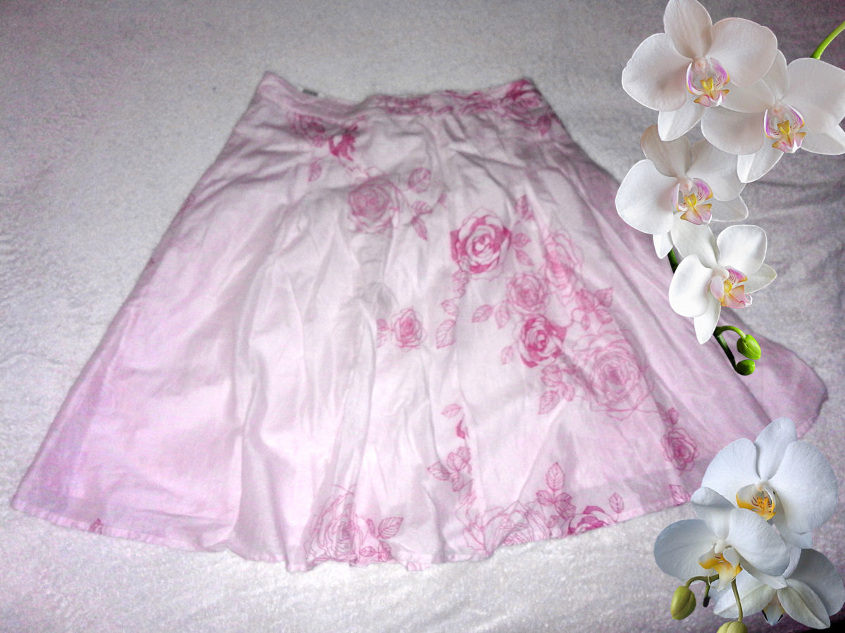 Фото 7 - Романтичная юбка