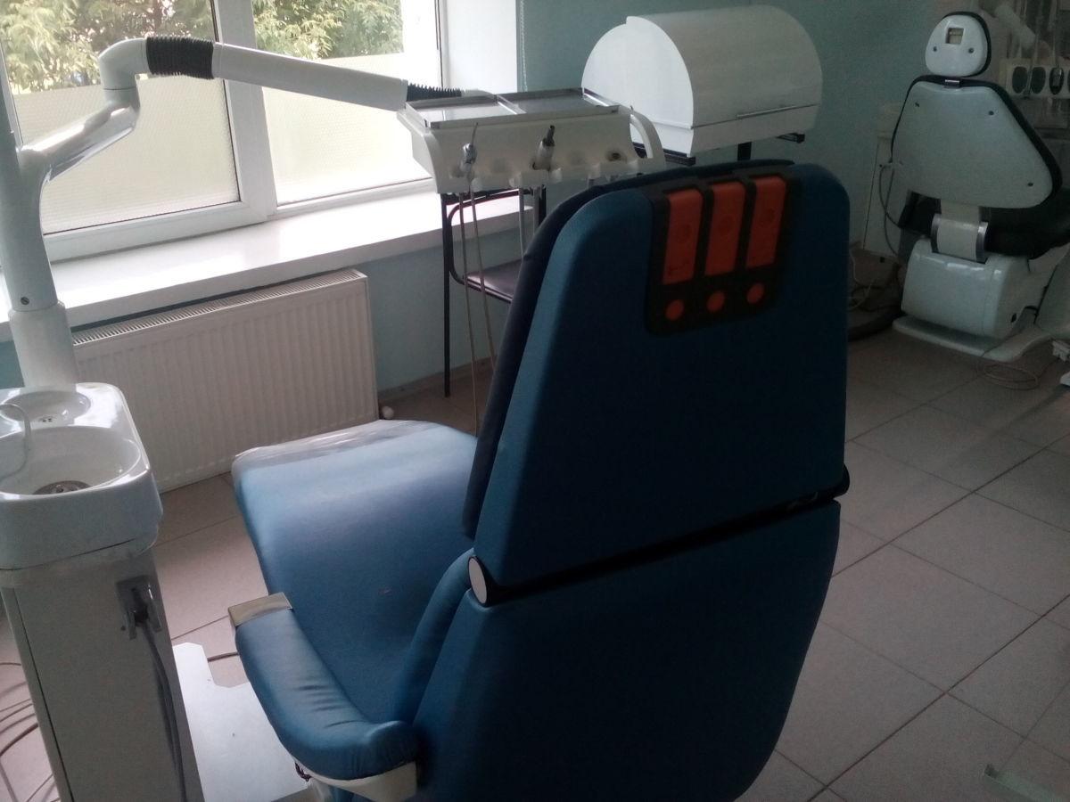 Фото 6 - Стоматологическая установка satva б/у Цена стоматологической установки