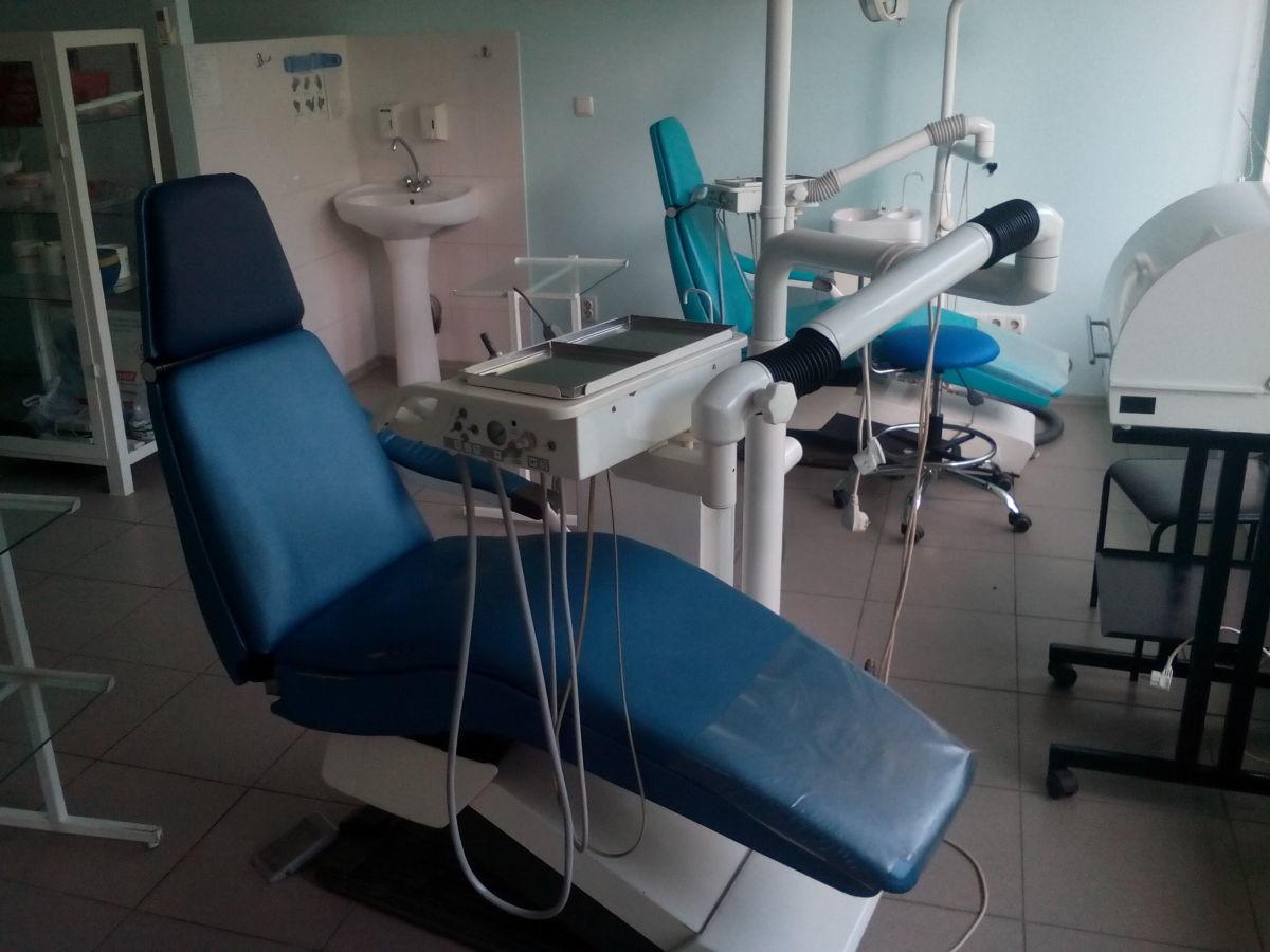 Фото 2 - Стоматологическая установка satva б/у Цена стоматологической установки
