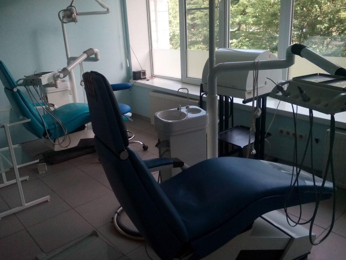 Фото - Стоматологическая установка satva б/у Цена стоматологической установки