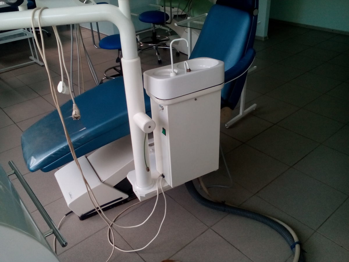 Фото 3 - Стоматологическая установка satva б/у Цена стоматологической установки