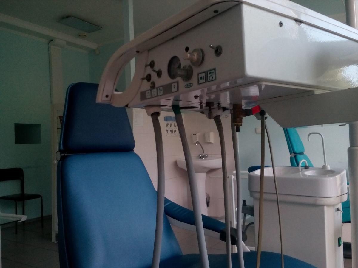 Фото 5 - Стоматологическая установка satva б/у Цена стоматологической установки