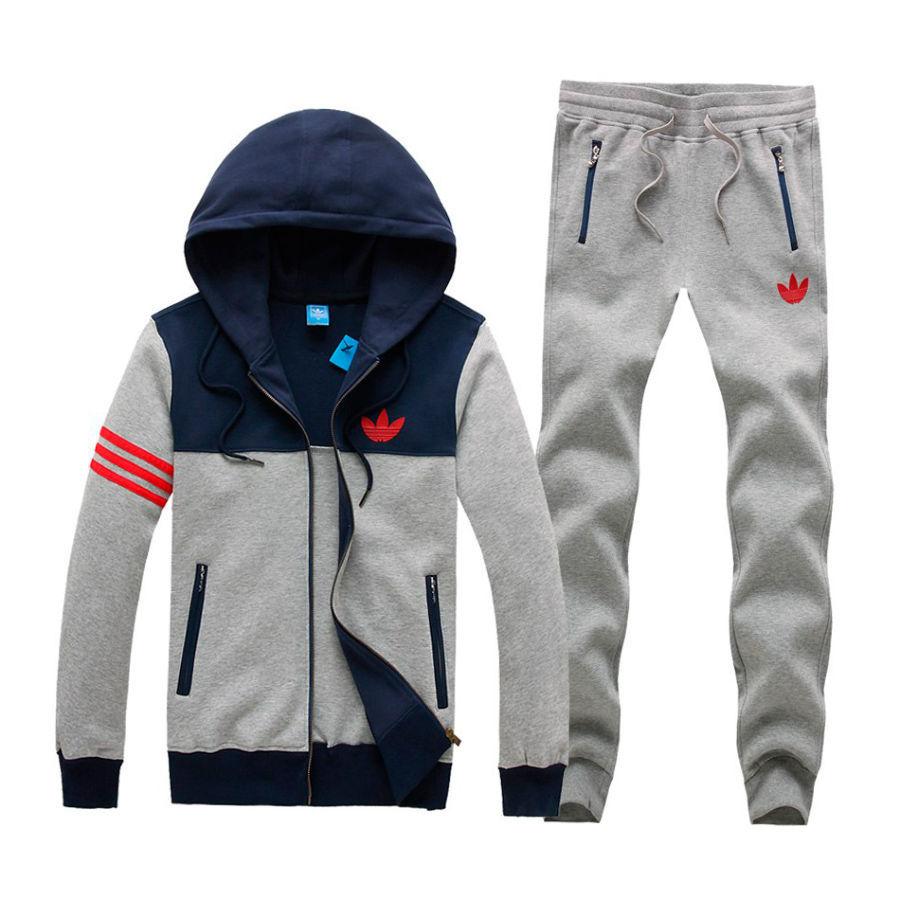 Фото 4 - Спортивные Костюмы Nike Adidas ( Мужской спортивный костюм )