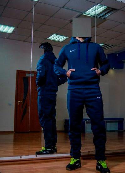 Фото 3 - Спортивные Костюмы Nike Adidas ( Мужской спортивный костюм )