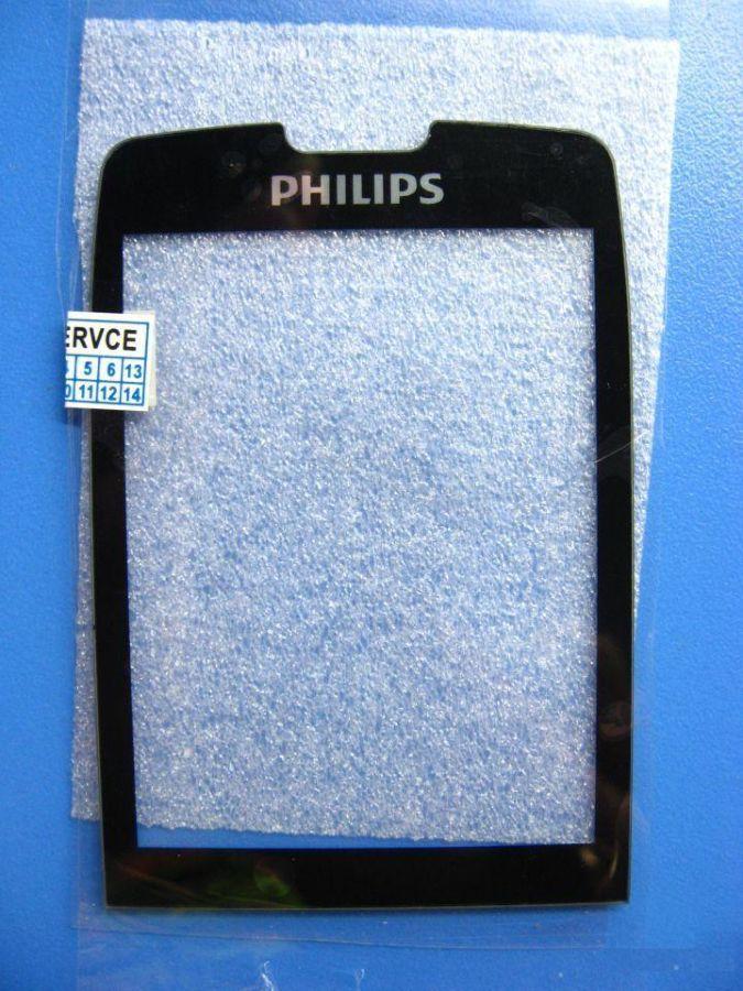 Замена стекла на philips xenium x5500
