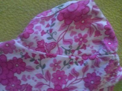 Фото 5 - Платье  с коротким рукавом б / у -   для девочки