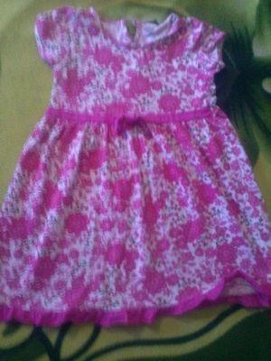 Фото - Платье  с коротким рукавом б / у -   для девочки
