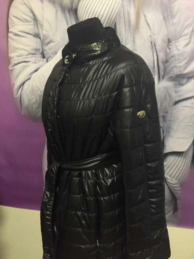 Фото 7 - куртка женская на синтепоне