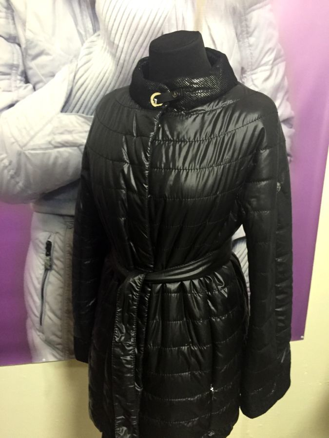 Фото 2 - куртка женская на синтепоне