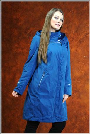 Фото 4 - пальто на флисовой подкладке  женское
