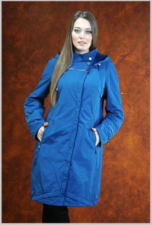 Фото 5 - пальто на флисовой подкладке  женское