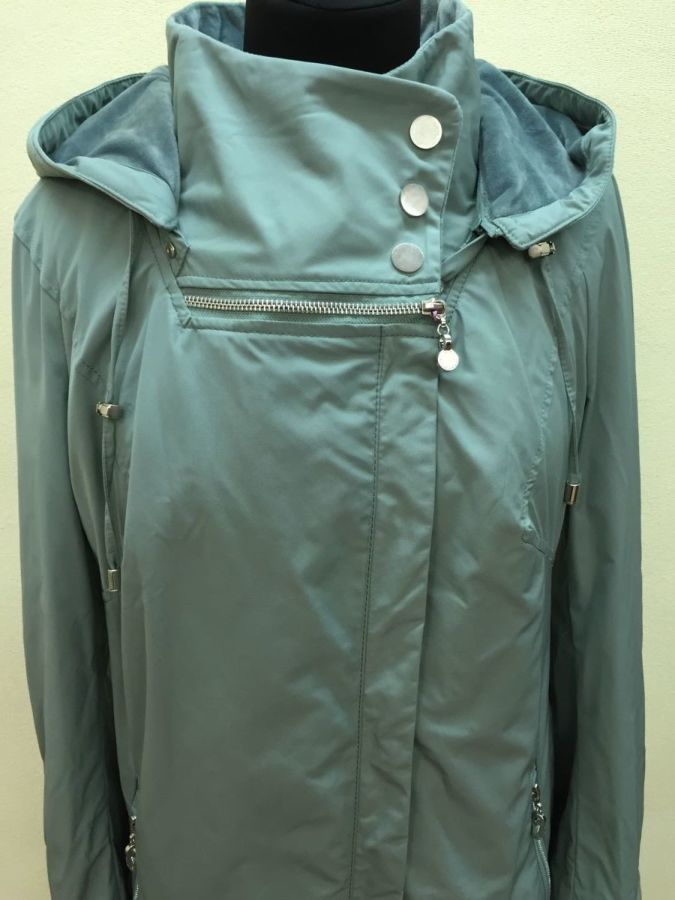 Фото 3 - пальто на флисовой подкладке  женское