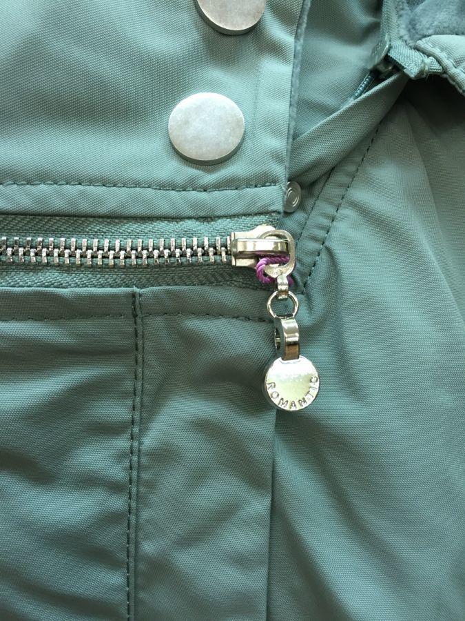 Фото 2 - пальто на флисовой подкладке  женское