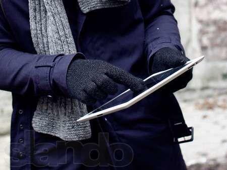 Фото 2 - Сенсорные перчатки для iPad/iPhone Планшета