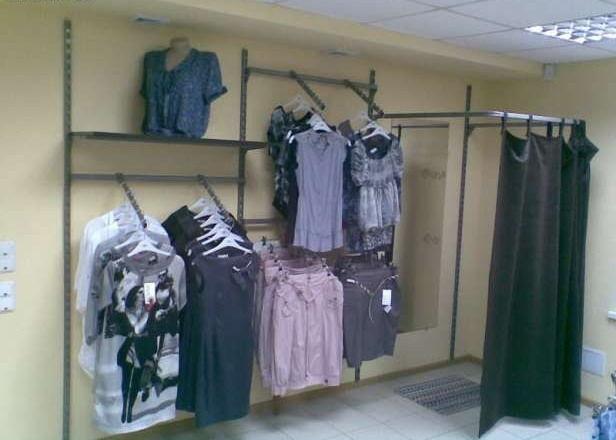 Фото 6 - Торговые стеллажи для продуктовых и не продуктовых магазинов