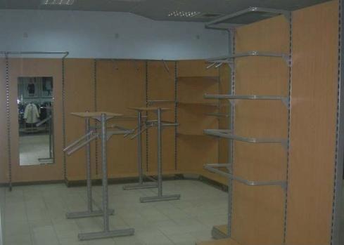 Фото 4 - Торговые стеллажи для продуктовых и не продуктовых магазинов