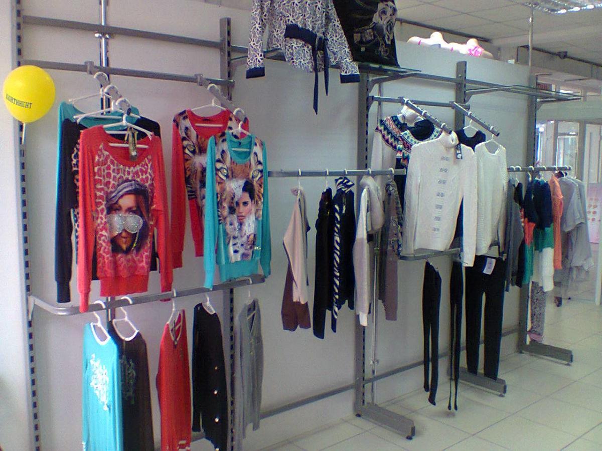 Фото 7 - Торговые стеллажи для продуктовых и не продуктовых магазинов
