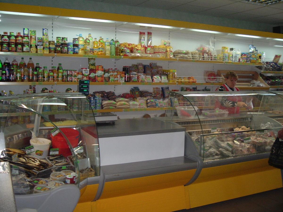 Фото 3 - Торговые стеллажи для продуктовых и не продуктовых магазинов