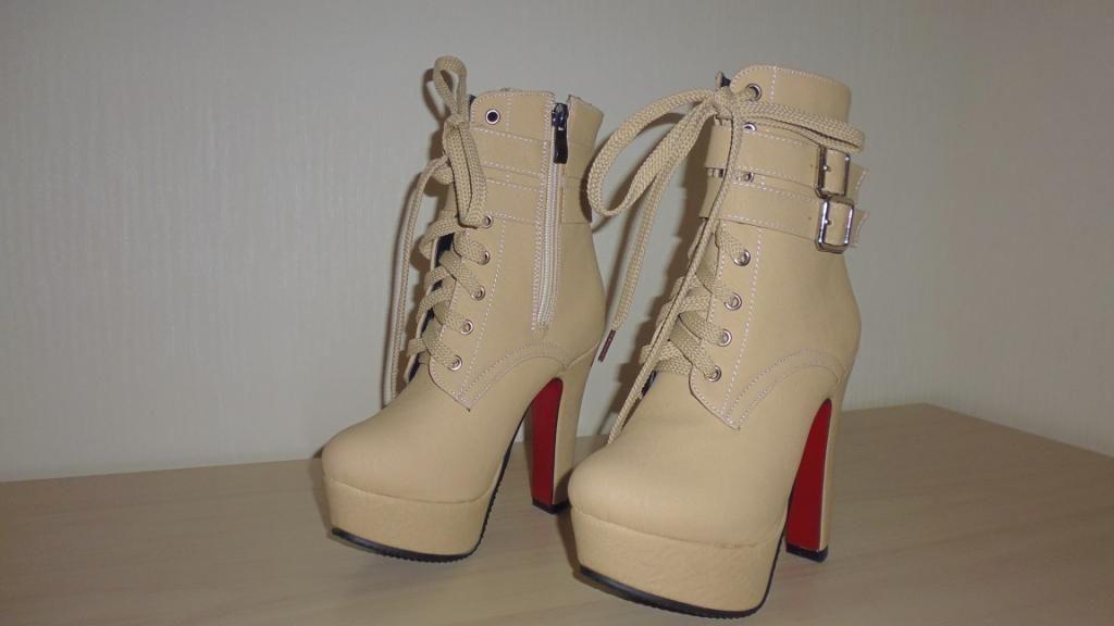 Фото 6 - Женская обувь маленьких размеров 33-35 на каблуке