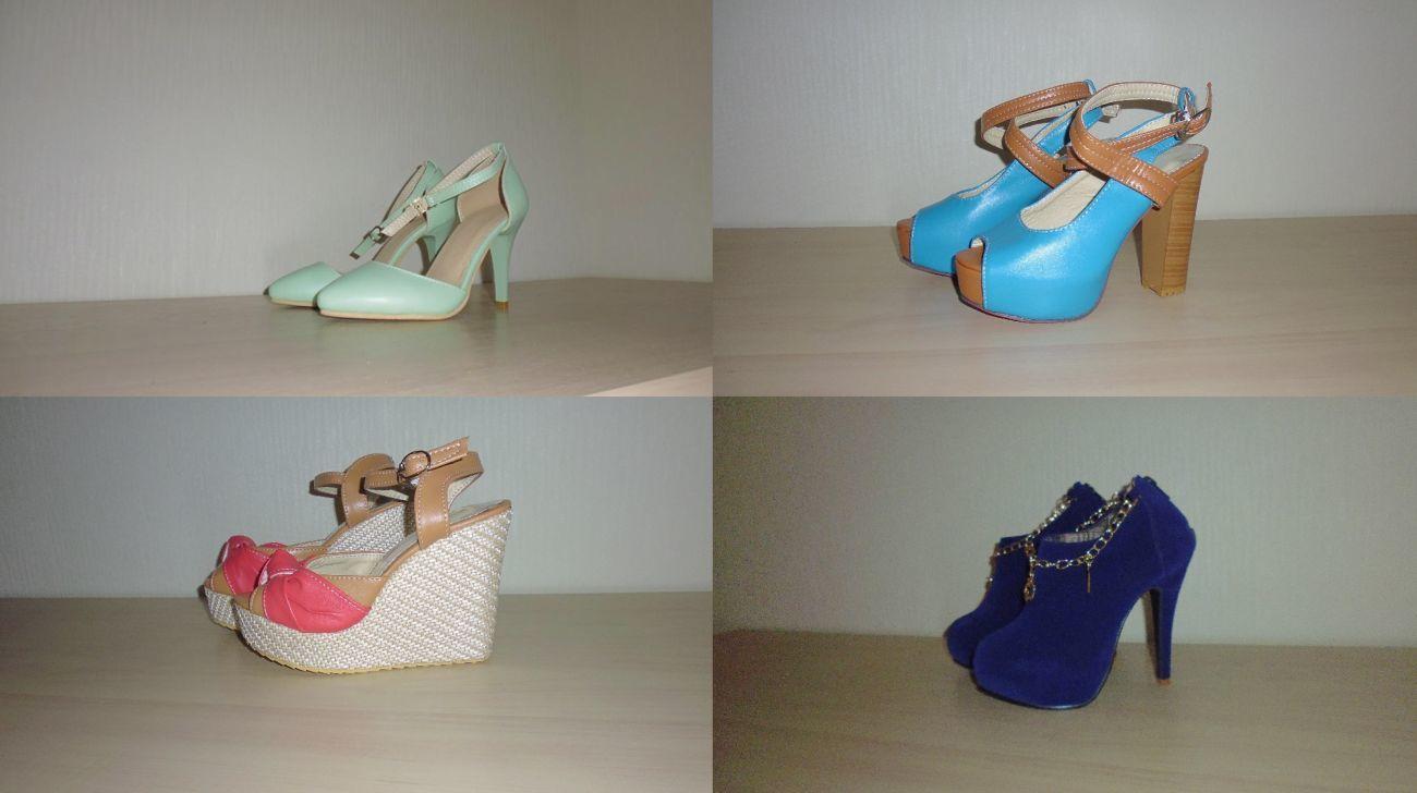 Фото 2 - Женская обувь маленьких размеров 33-35 на каблуке