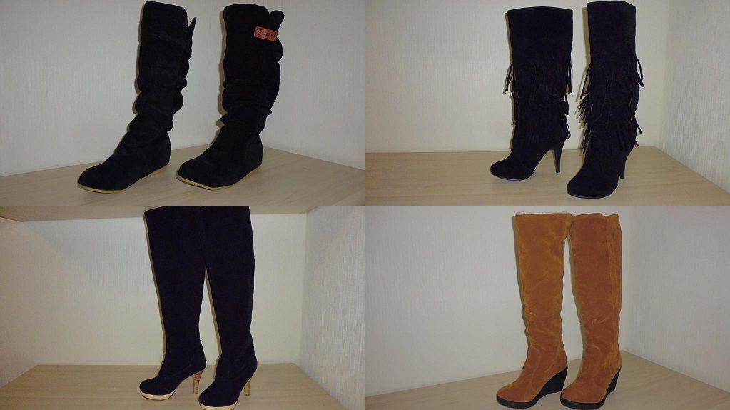Фото 5 - Женская обувь маленьких размеров 33-35 на каблуке