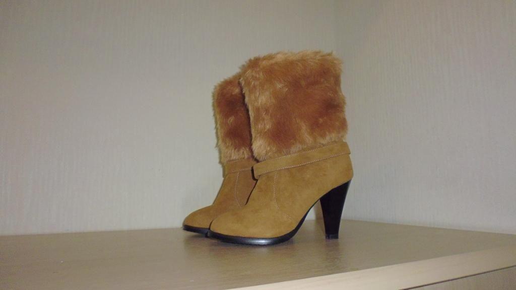 Фото 8 - Женская обувь маленьких размеров 33-35 на каблуке