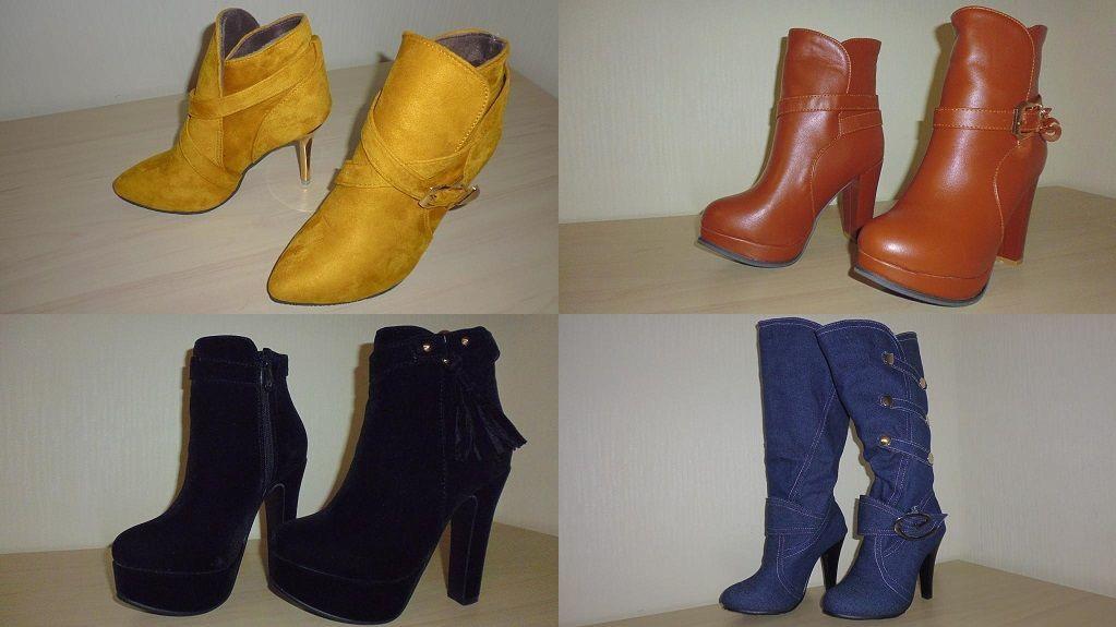 Фото 4 - Женская обувь маленьких размеров 33-35 на каблуке