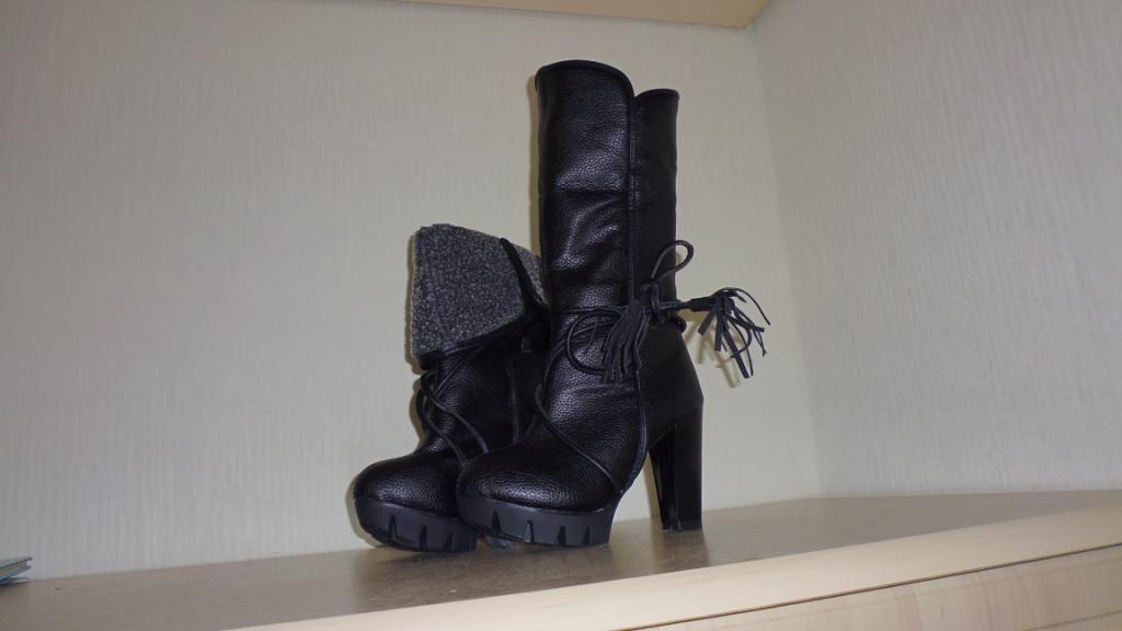 Фото 9 - Женская обувь маленьких размеров 33-35 на каблуке