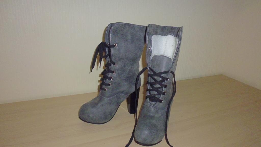 Фото 7 - Женская обувь маленьких размеров 33-35 на каблуке