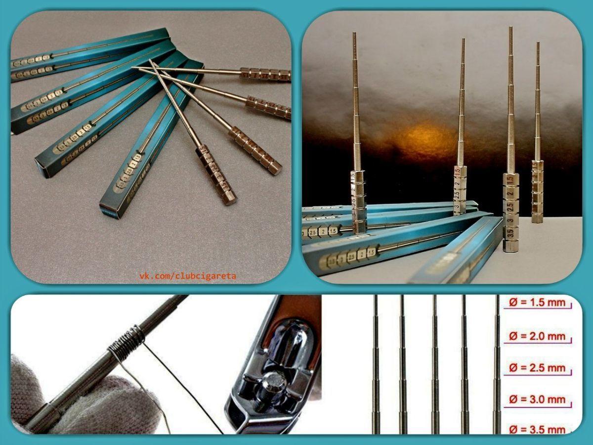 Coil Jig Инструмент для намотки спиралей