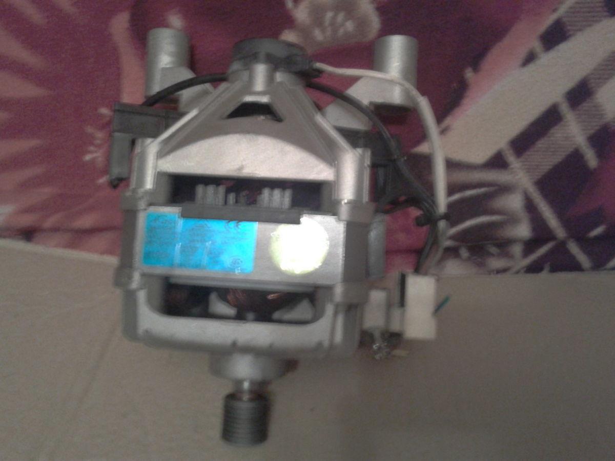 Фото - Мотор стиральной машинки samsung wf6458s7w