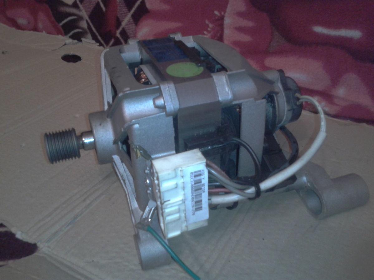 Фото 3 - Мотор стиральной машинки samsung wf6458s7w