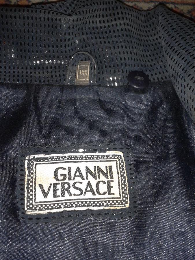 Фото 2 - Куртка/полу пальто Gianni Versace
