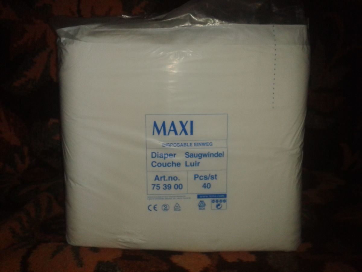 Фото - Прокладки для взрослых Maxi 40 шт.
