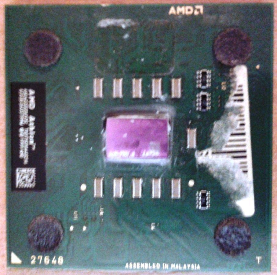 Фото - Процессор AMD Athlon XP2200+(1.8GHz)/266FSB/256k