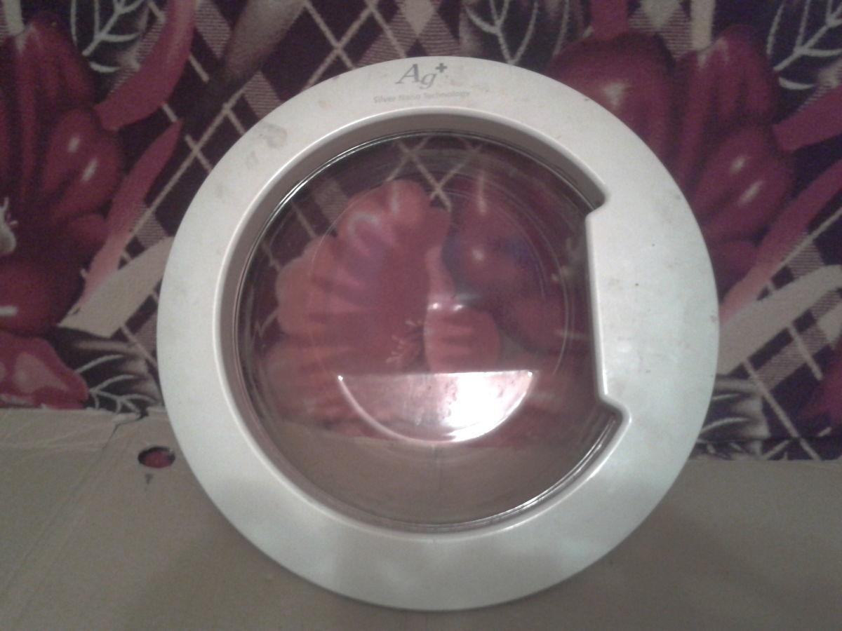 Фото - Дверца стиральной машинки samsung wf6458s7w