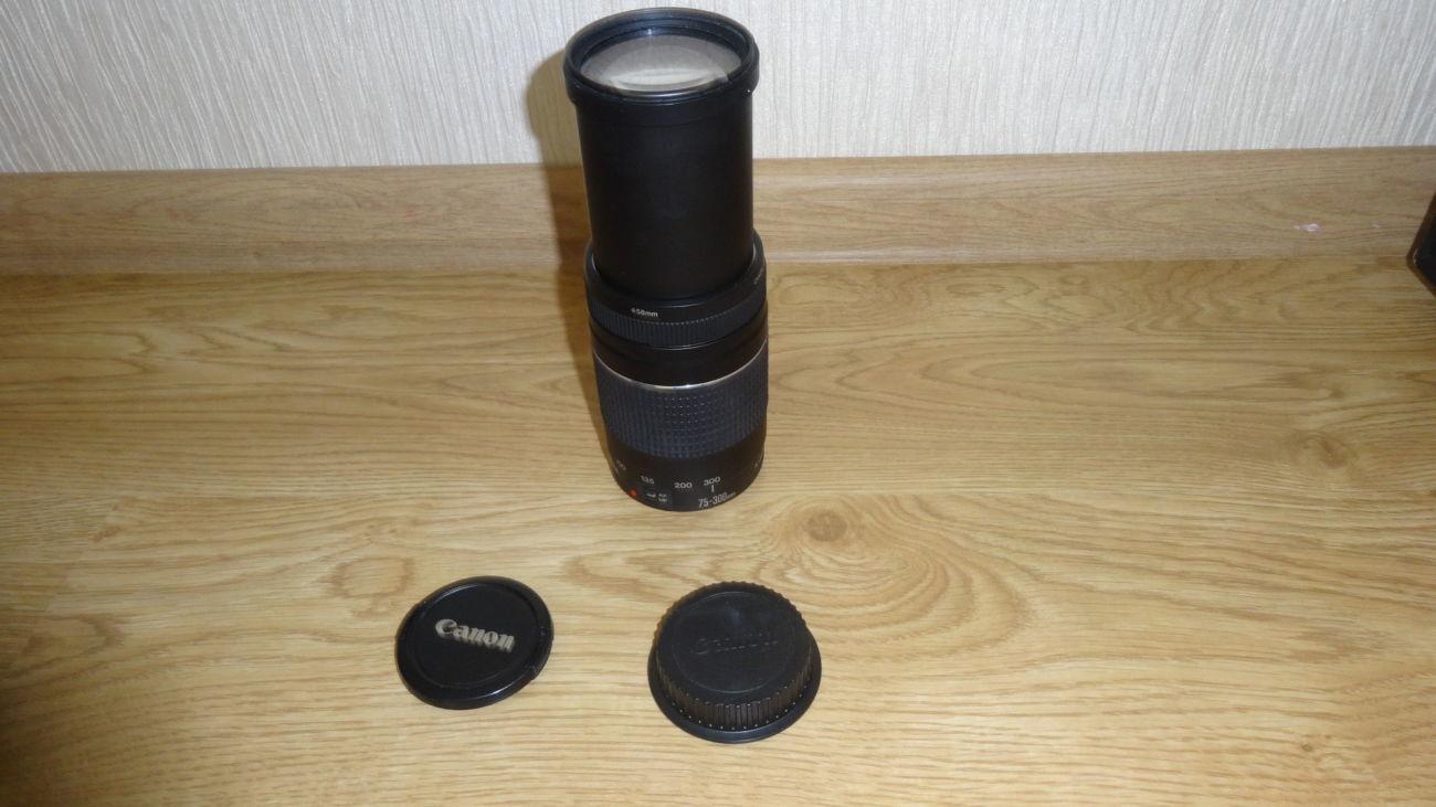 Фото 4 - Canon EF 75-300mm f/4-5.6 iii