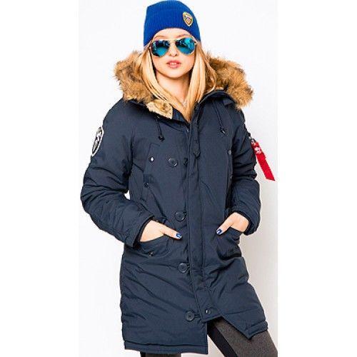 Куртки Alpha Industries аляски Altitude W Parka  5 000 грн. - Куртки ... d14e0ca01f601