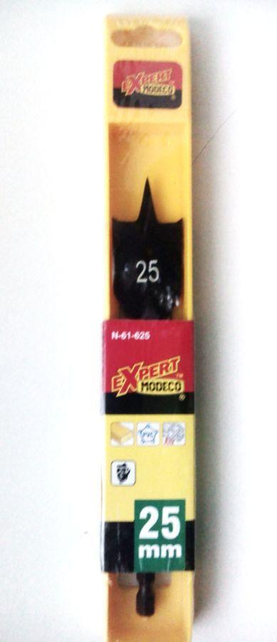 Сверло перовое, по дереву MODECO expert - 25 мм
