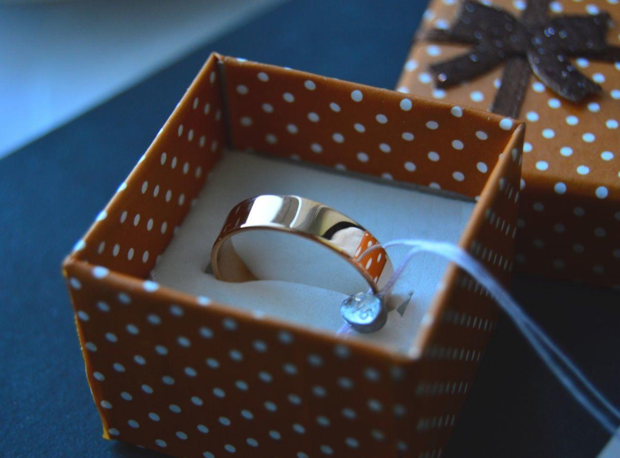 Фото 2 - Обручальные кольца американка (5мм) Любые размеры!