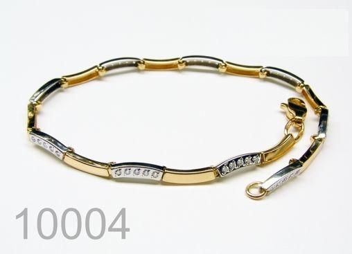 Фото - Золотой браслет - Не магазинные цены! (10004)